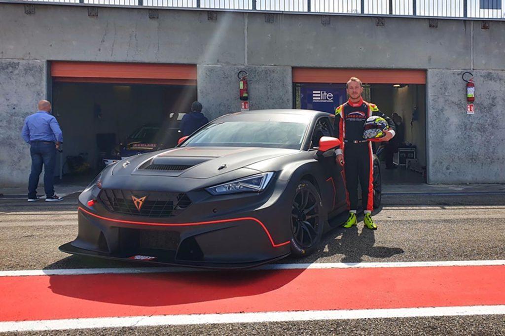 TCR Italy   Imberti di nuovo con Elite Motorsport: una Cupra per la classifica assoluta 2021