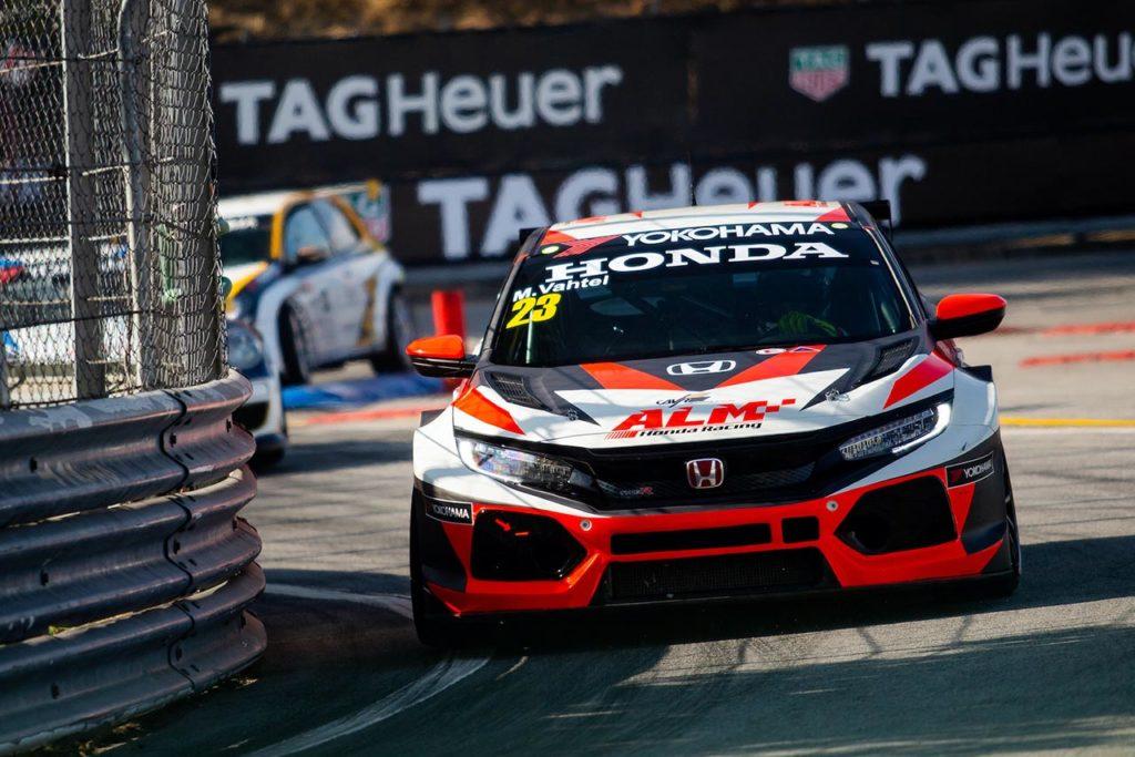 TCR Italy | Arriva Vahtel con una Honda di ALM, supportato da JAS Motorsport