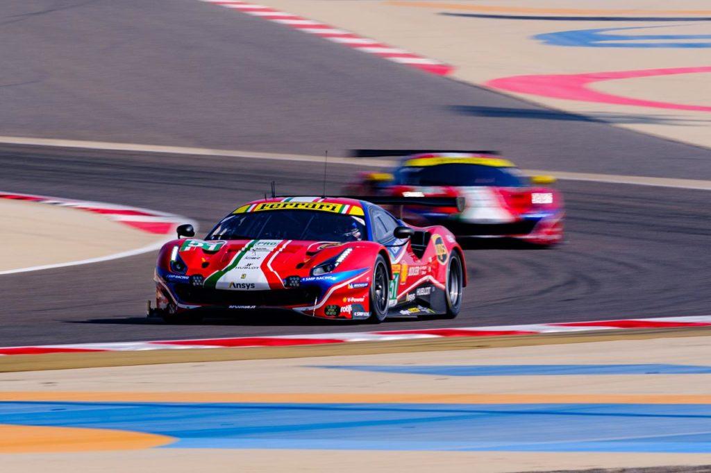 WEC | Ferrari conferma l'impegno nella classe GTE fino alla stagione 2022