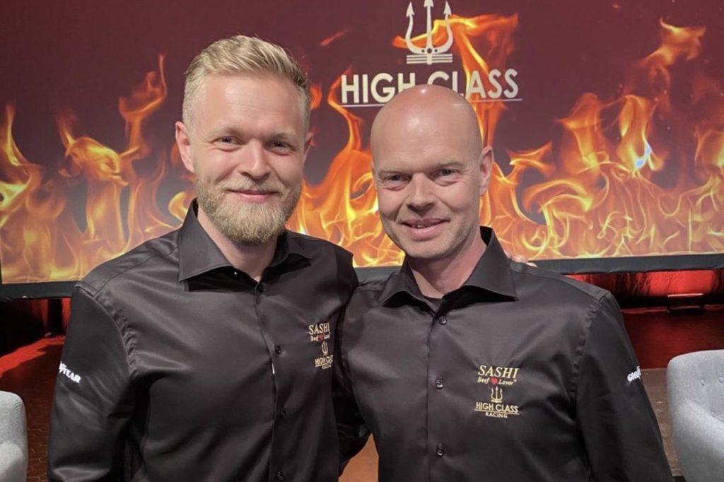 WEC | Jan e Kevin Magnussen assieme alla 24 Ore di Le Mans con High Class Racing