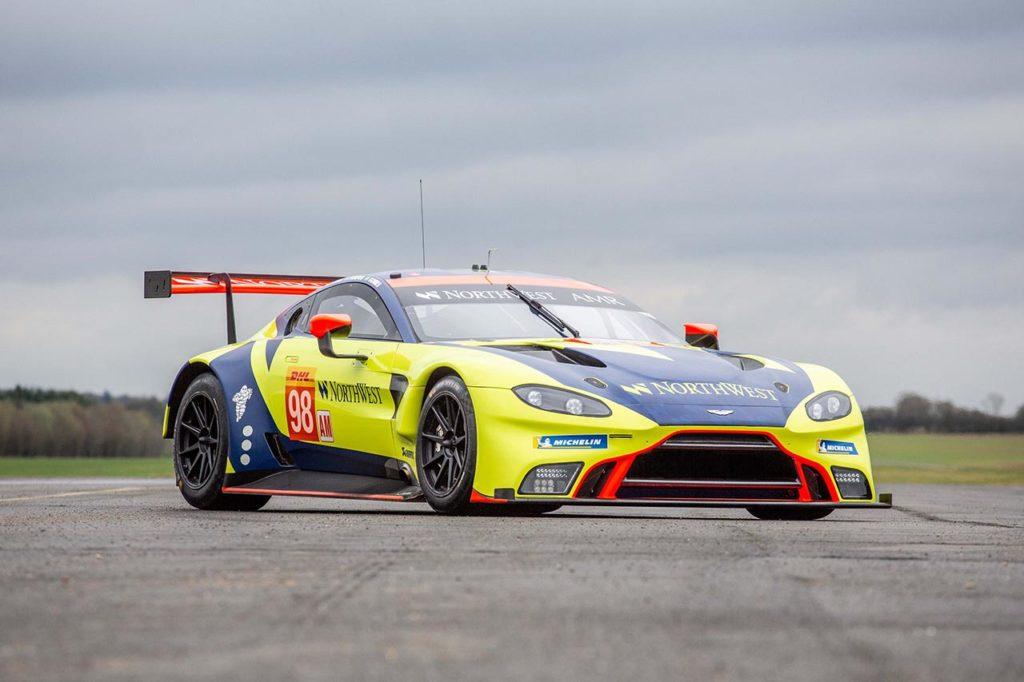 WEC | Farfus a bordo dell'Aston Martin di Prodrive per la stagione 2021