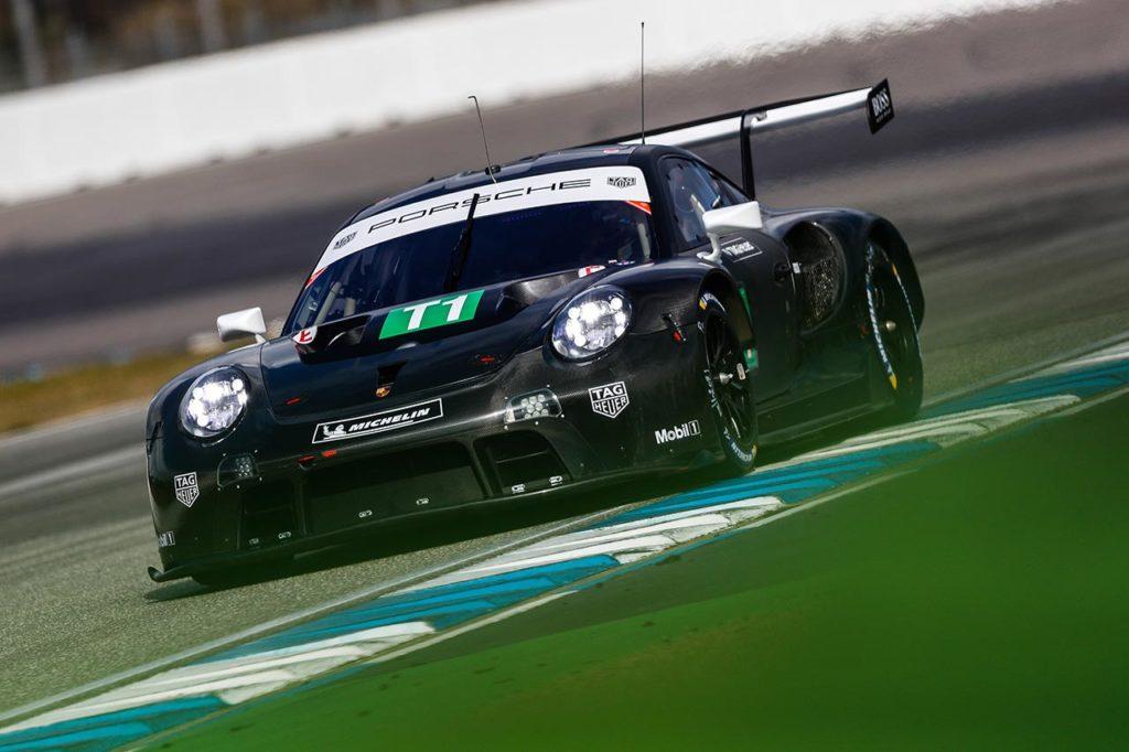 WEC | Makowiecki e Christensen completano le line-up di Porsche per Le Mans