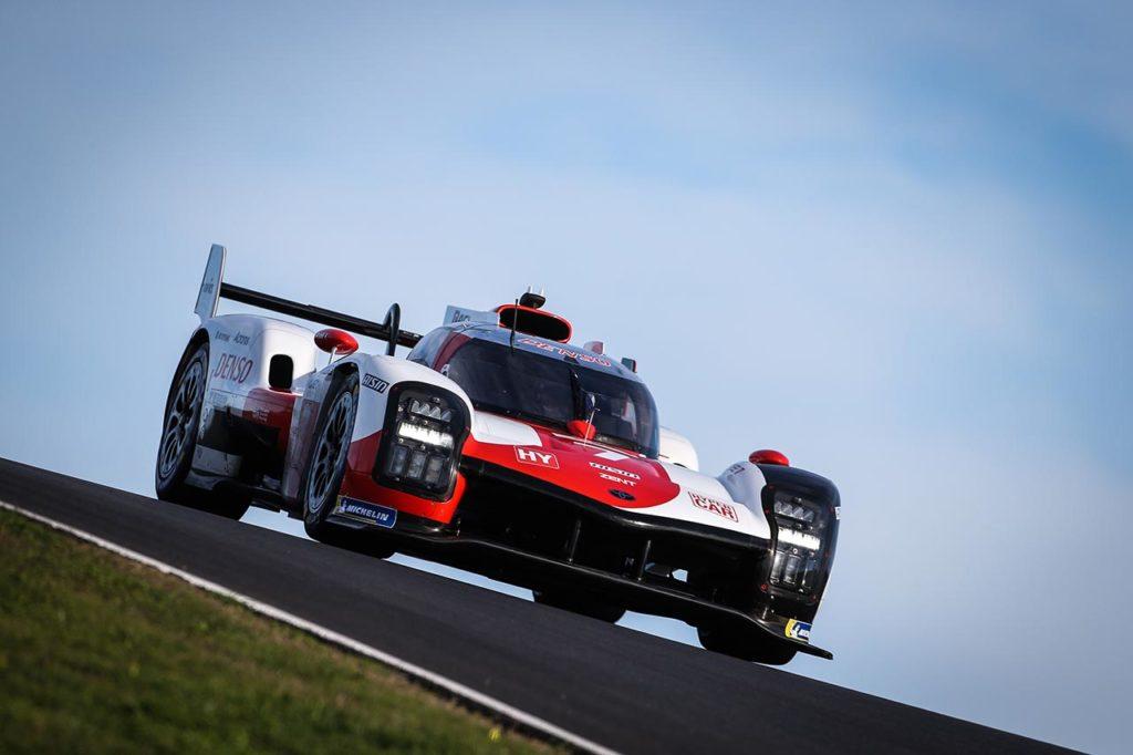 WEC | Toyota GR010 Hybrid Hypercar: l'atteso debutto settimana prossima a Spa-Francorchamps