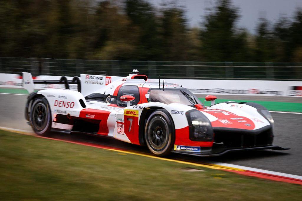 WEC | 6 Ore di Spa, Qualifiche: Toyota non si nasconde e ottiene la prima fila