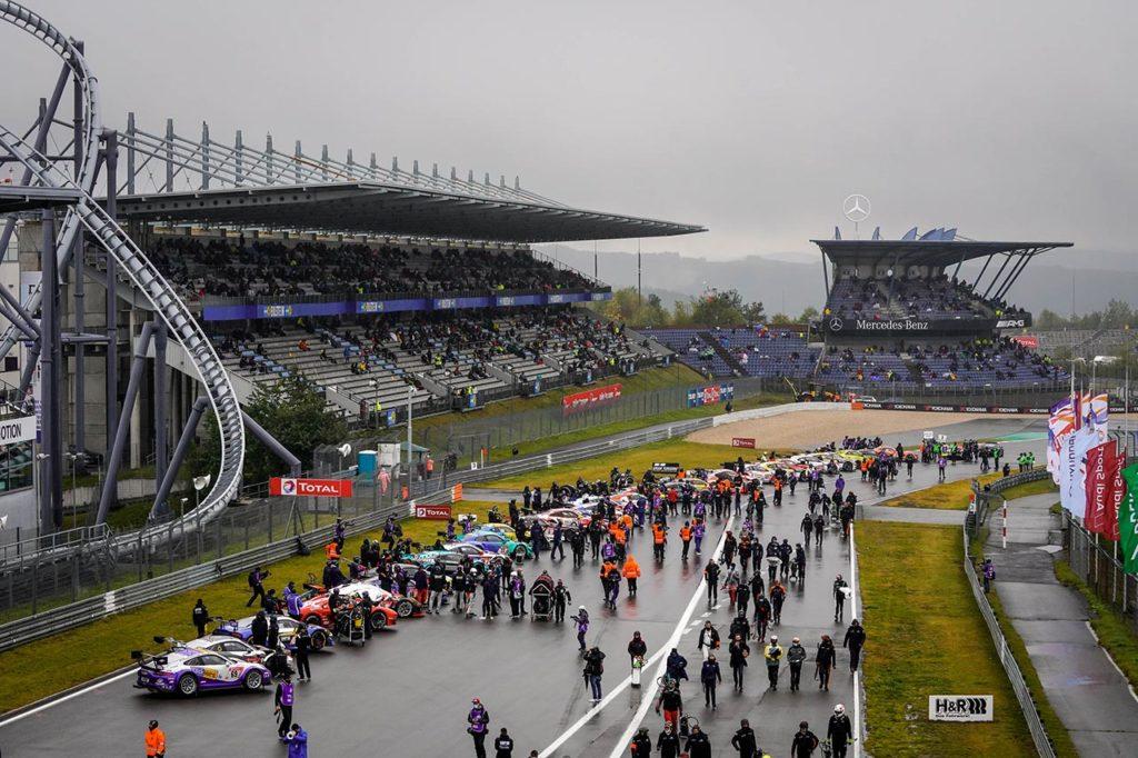 NLS | La 24 Ore del Nurburgring apre al pubblico: 10mila posti disponibili