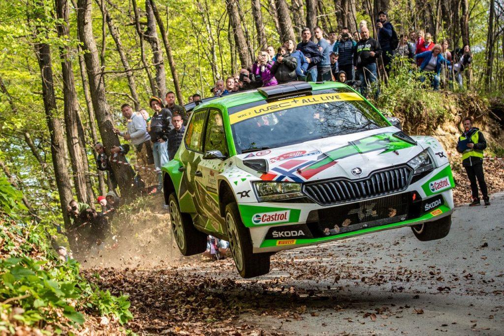 WRC2   Mikkelsen fa il punto sul suo programma 2021 e i suoi prossimi obiettivi