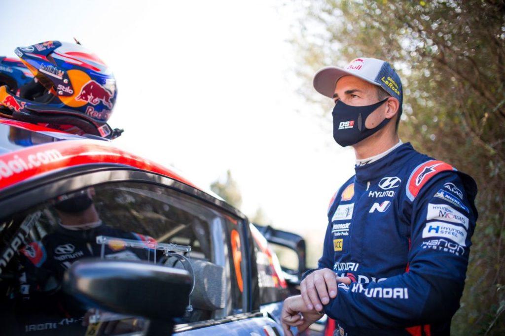 WRC | Hyundai ufficializza Dani Sordo per il Safari Rally