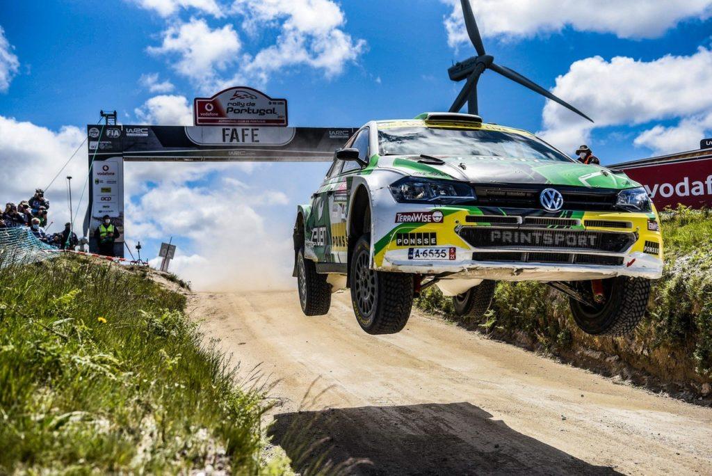 WRC2 | Lappi conquista la vittoria di categoria in Portogallo e accorcia le distanze in classifica. Ma resta l'incertezza sulle sue prossime gare
