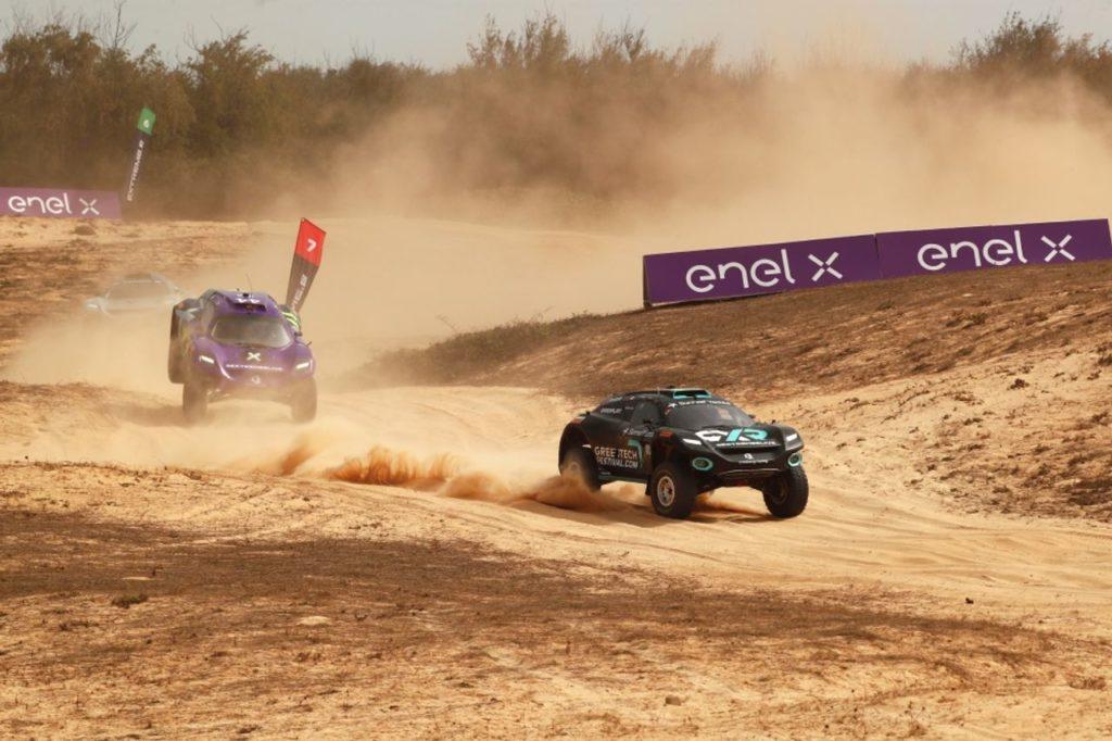 Extreme E | Rosberg X Racing ancora vincente: Taylor e Kristoffersson conquistano l'Ocean X Prix