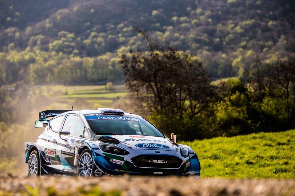 WRC   Altro cambio di copilota per Greensmith, ma solo in occasione del Rally Italia Sardegna