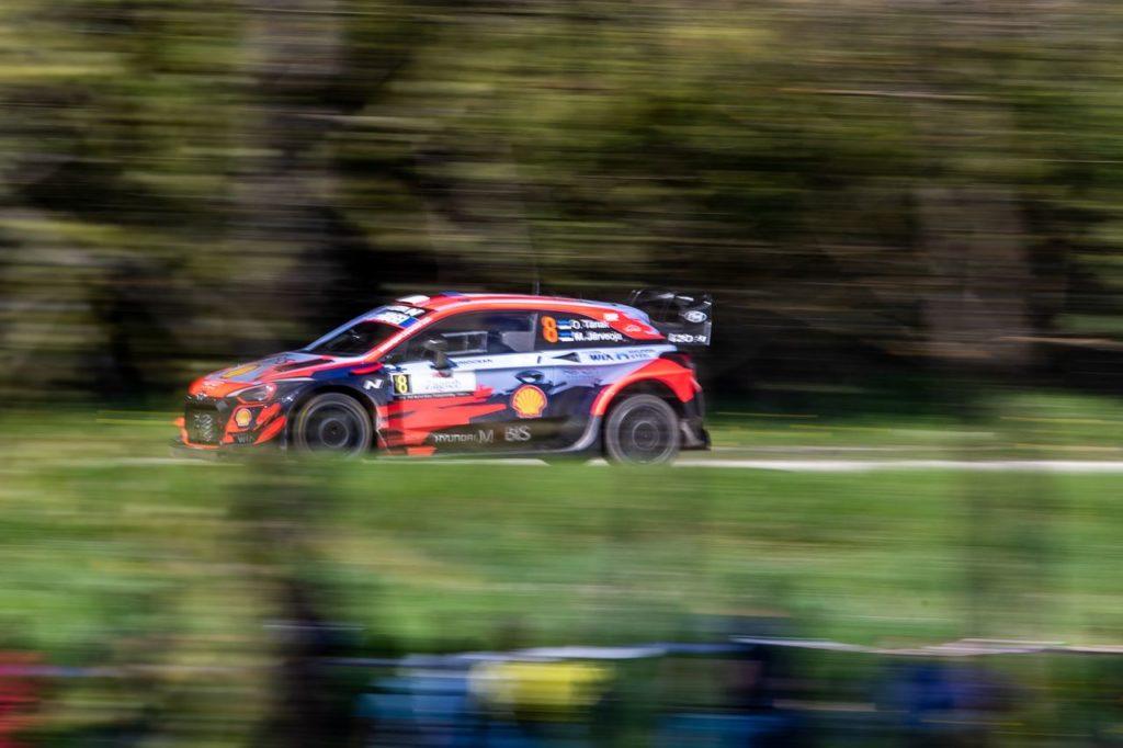 WRC   Hyundai Motorsport tra il gap da recuperare in classifica e il progetto Rally1 ibrida 2022 dopo l'arrivo di Loriaux