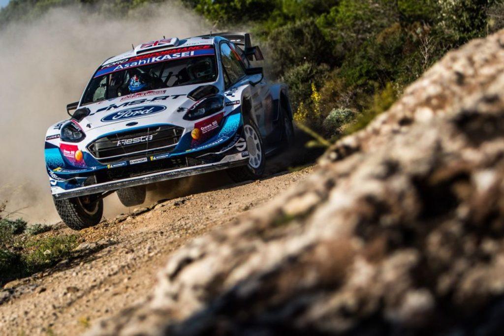 WRC | M-Sport al Rally Italia Sardegna: Fourmaux torna sulla Fiesta Rally2, ma al Safari riprenderà la World Rally Car