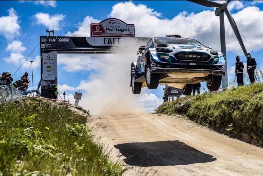 WRC   M-Sport, continua la crescita di Greensmith e Fourmaux con i buoni risultati al Rally di Portogallo