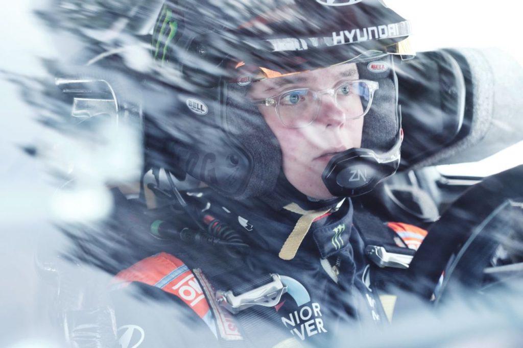 WRC   Rally Italia Sardegna 2021, Hyundai schiera anche Oliver Solberg. E di nuovo sulla i20 WRC