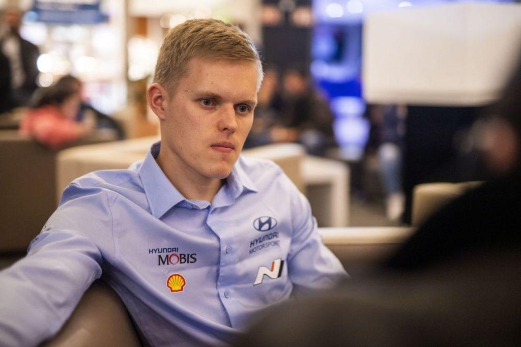 """WRC   Tanak e il rinnovo con Hyundai: """"Non ha senso cambiare squadra con i nuovi regolamenti tecnici"""""""