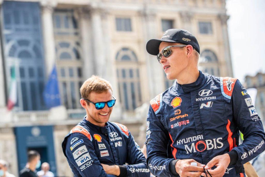 CIWRC   Rally Alba 2021, Hyundai Motorsport si ripresenta con Tanak