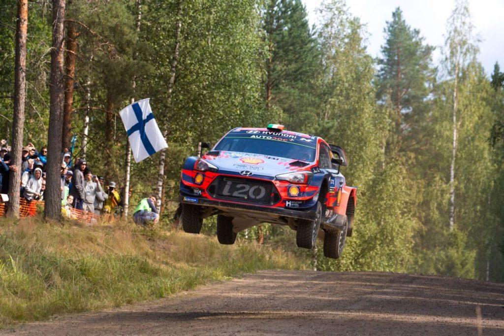 WRC   Presentato il percorso del Rally di Finlandia 2021