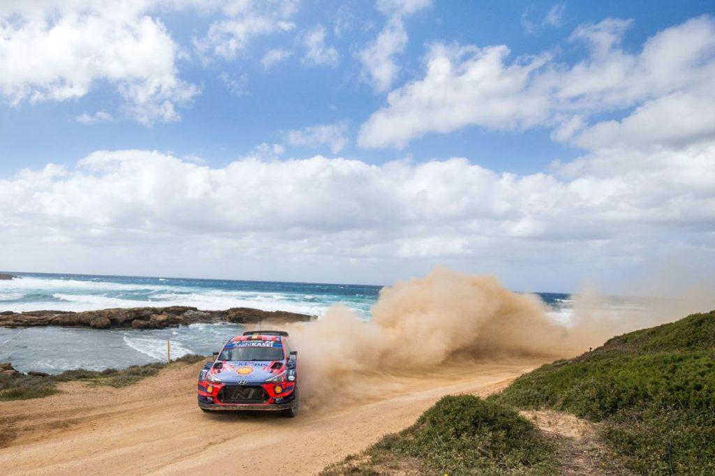 WRC   Rally Italia Sardegna 2021, anteprima ed orari