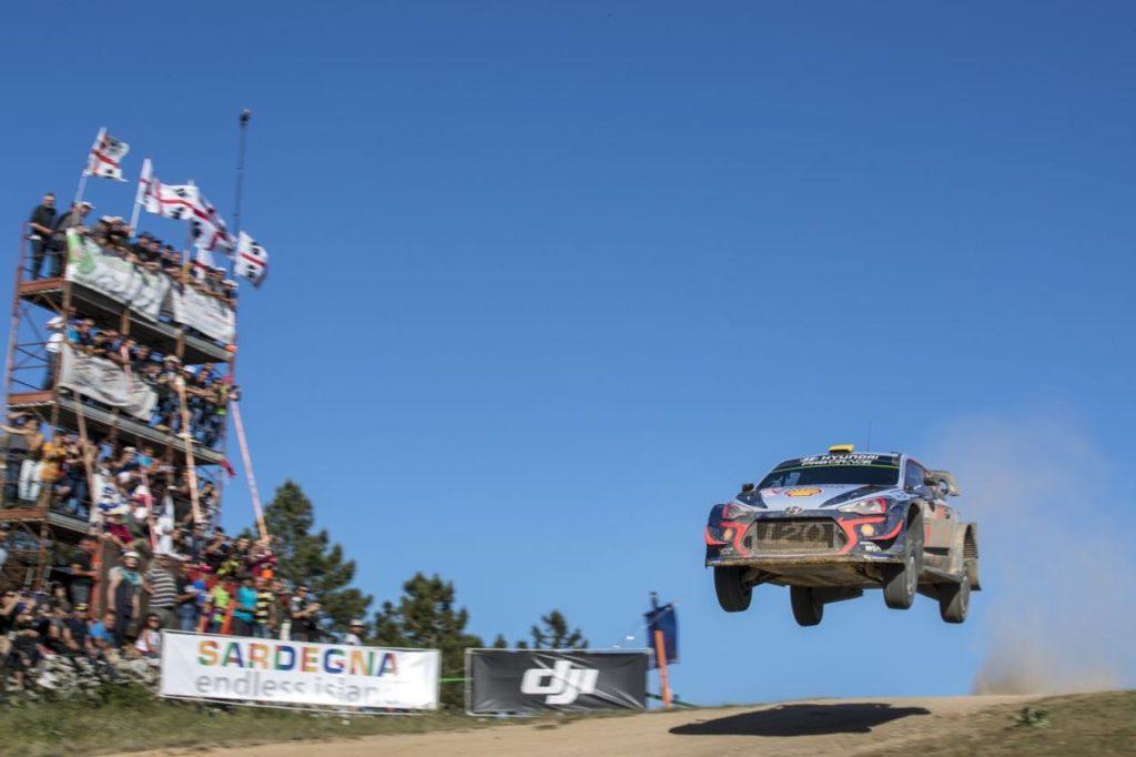 WRC | Rally Italia Sardegna 2021, porte aperte per il pubblico