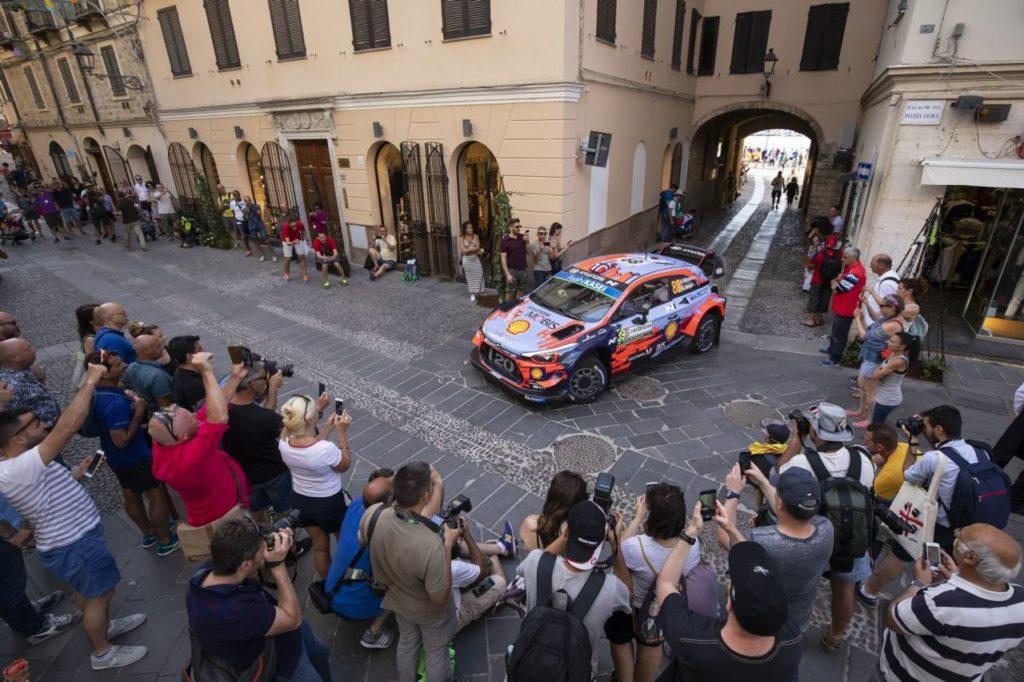 WRC   Rally Italia Sardegna 2021, la copertura tv e streaming