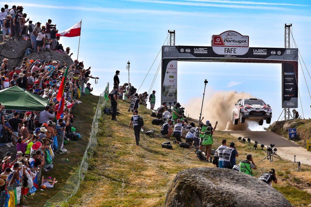 WRC | Rally di Portogallo 2021: anteprima ed orari italiani