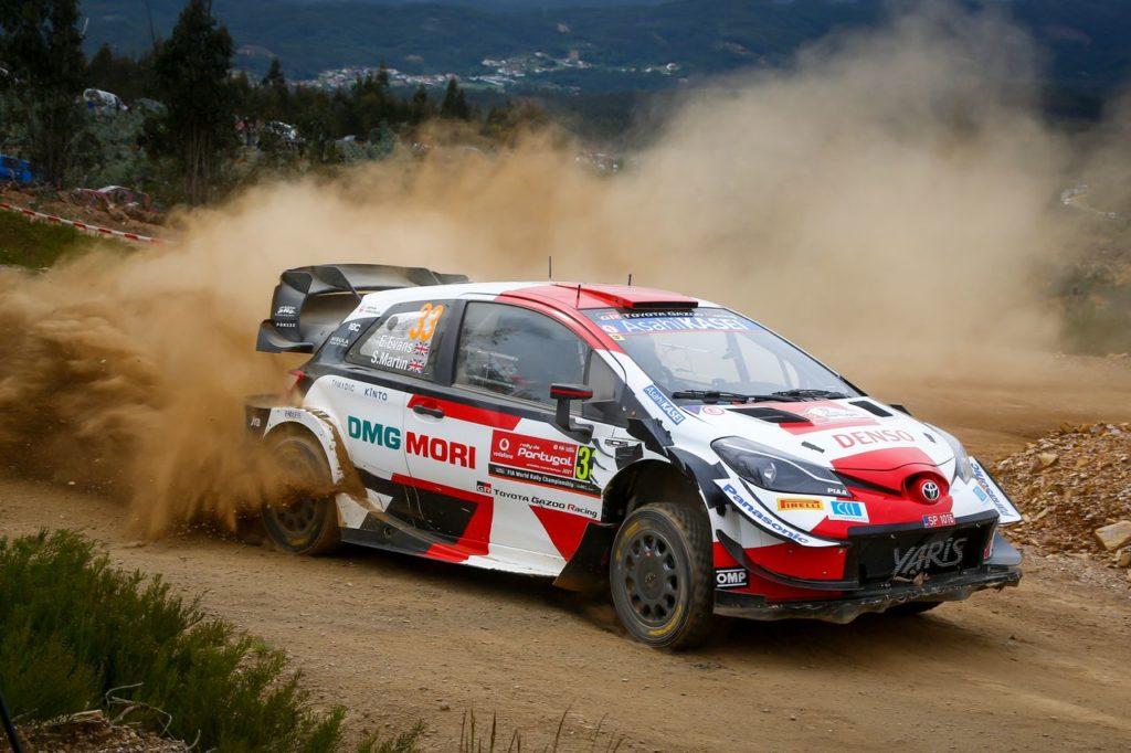 WRC   Rally Portogallo 2021, prima vittoria stagionale per Elfyn Evans