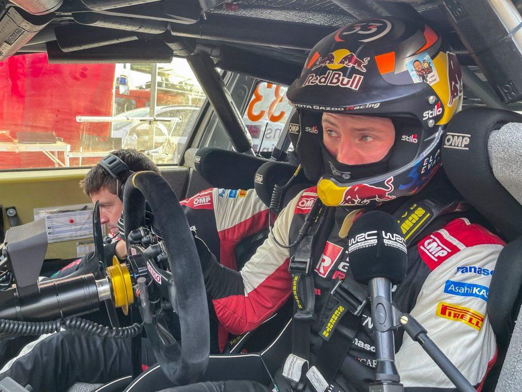 WRC | Rally Portogallo 2021: ad una prova dalla fine Evans va in fuga