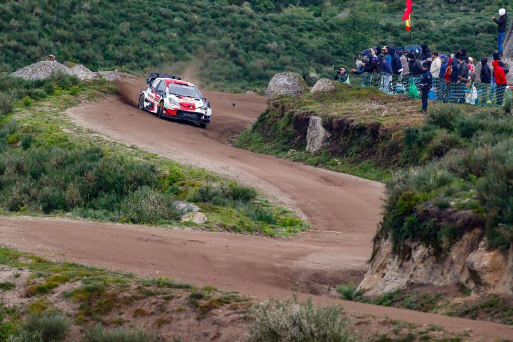 WRC   Rally Portogallo 2021, Evans in testa nella penultima giornata dopo il ritiro di Tanak