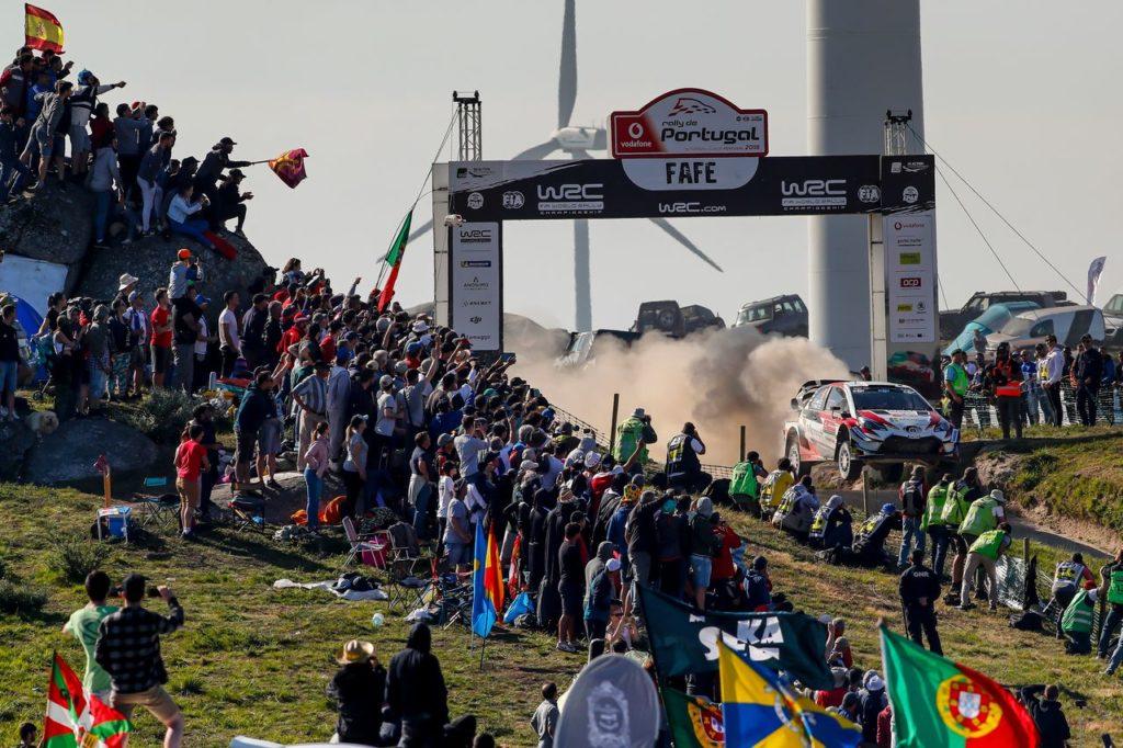 WRC | Rally di Portogallo, si va verso le porte aperte per il pubblico