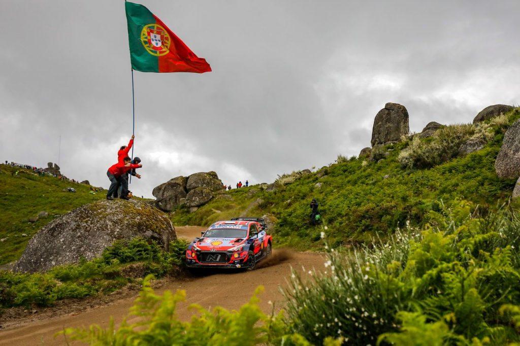 WRC | Rally Portogallo 2021, la sintesi della seconda mattinata (in testa Tanak). Ritiro definitivo per Neuville