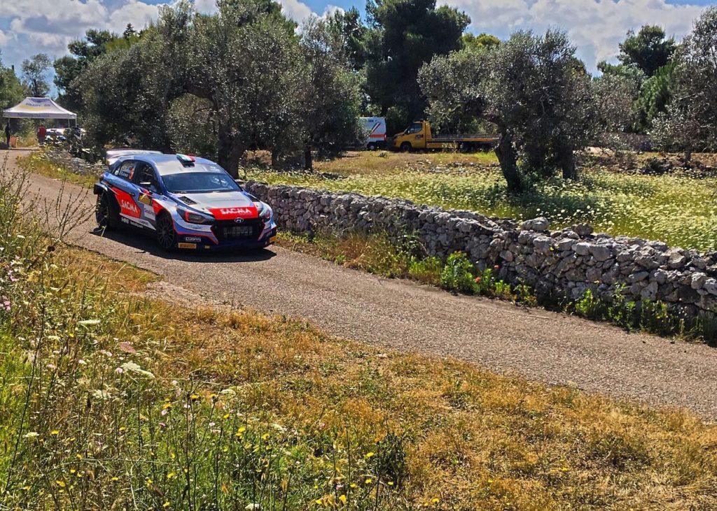 CIWRC   Rally del Salento 2021, anteprima ed orari