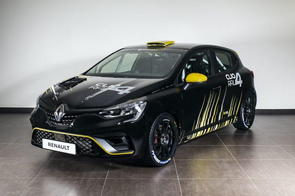 CIR   Il debutto della Renault Clio Rally4 con Andreucci alla Targa Florio, ecco i dettagli