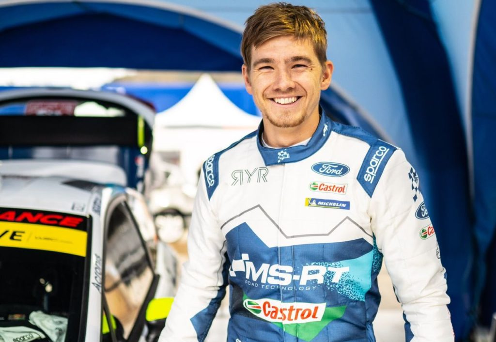 Il ritorno sulle scene di Rhys Yates, schierato da M-Sport nel British Rally Championship