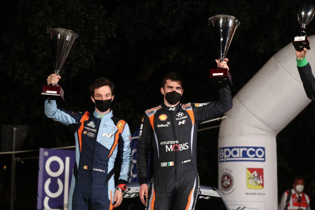 L'omaggio di Craig Breen a Gareth Roberts, nove anni dopo l'incidente alla Targa Florio