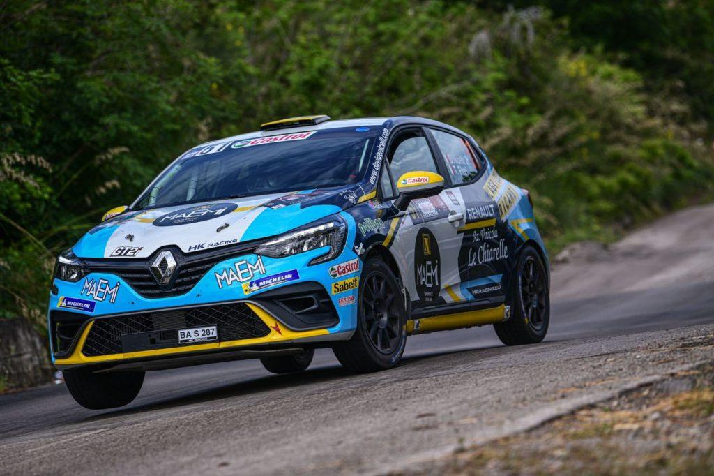CIR | Targa Florio, Nicelli conquista il primo posto tra le R1 e nel Clio Trophy Italia