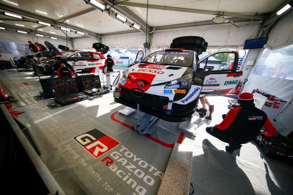 WRC | Al Rally Portogallo 2021 il debutto del nuovo motore della Toyota Yaris WRC
