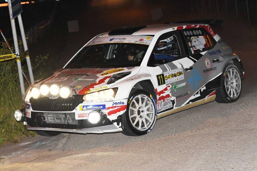 CIWRC | Al Rally Salento la seconda tappa del Trofeo LogisticaUno by Michelin, supportato anche da MaFra