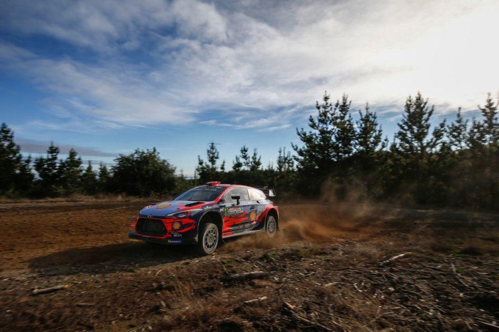 WRC | Anche Hyundai si prepara ai test della nuova Rally1 2022: forse c'è una data