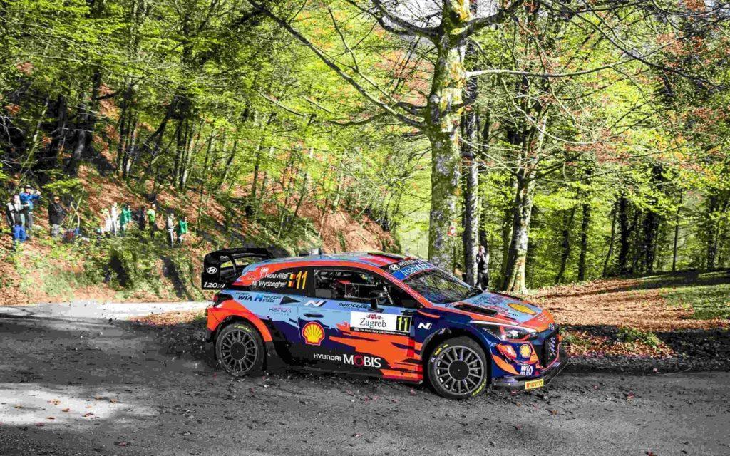 WRC   Dal 2022 i carburanti saranno totalmente sostenibili, da fonti bio, rinnovabili e sintetiche