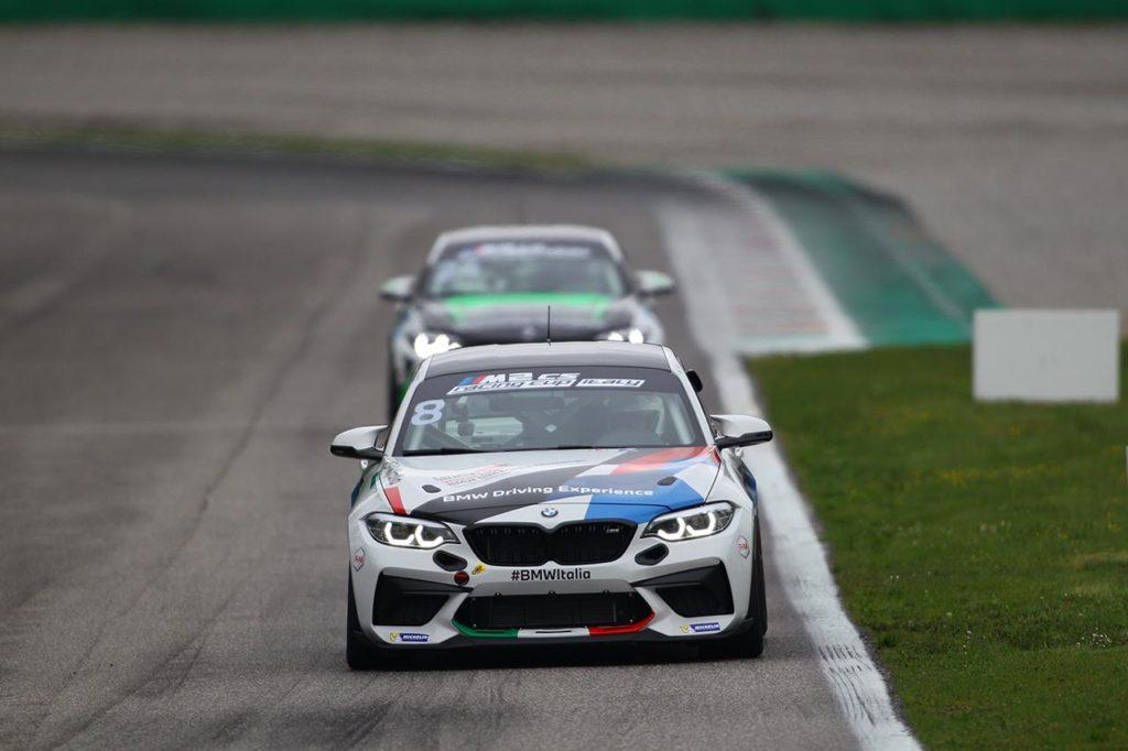 BMW M2 CS Racing Cup Italy | Zanin e Sandrucci vincono il round inaugurale di Monza