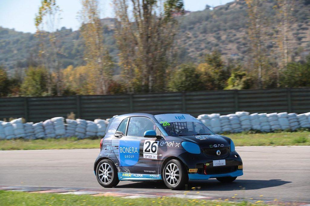 smart EQ fortwo e-cup | Bonera Group torna nel campionato elettrico con Mosconi