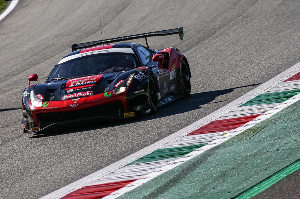 CIGT | Filippi si aggiunge alla Ferrari di Crestani-Greco per la serie Endurance