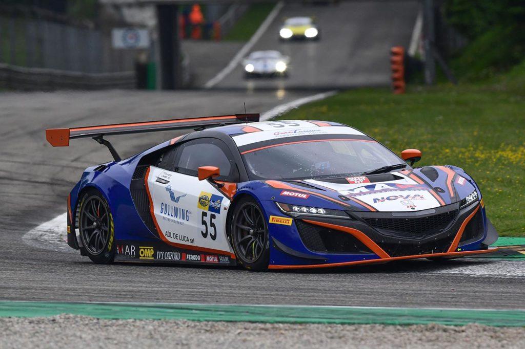 CIGT | Monza, Qualifiche 1-2: Guidetti vola con Honda, Segù in pole con Mercedes