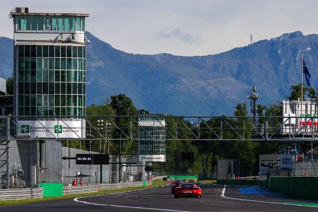 Sparco partner ufficiale degli ACI Racing Weekend con CIGT e TCR Italy