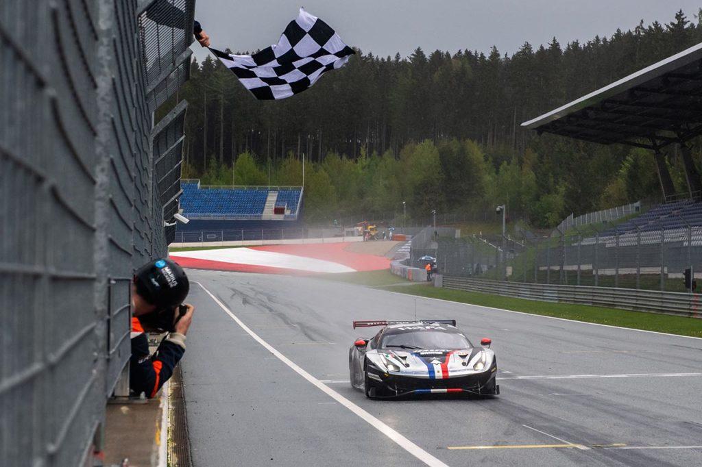 ELMS | Ferrari occupa il podio di Spielberg: il successo va ad AF Corse