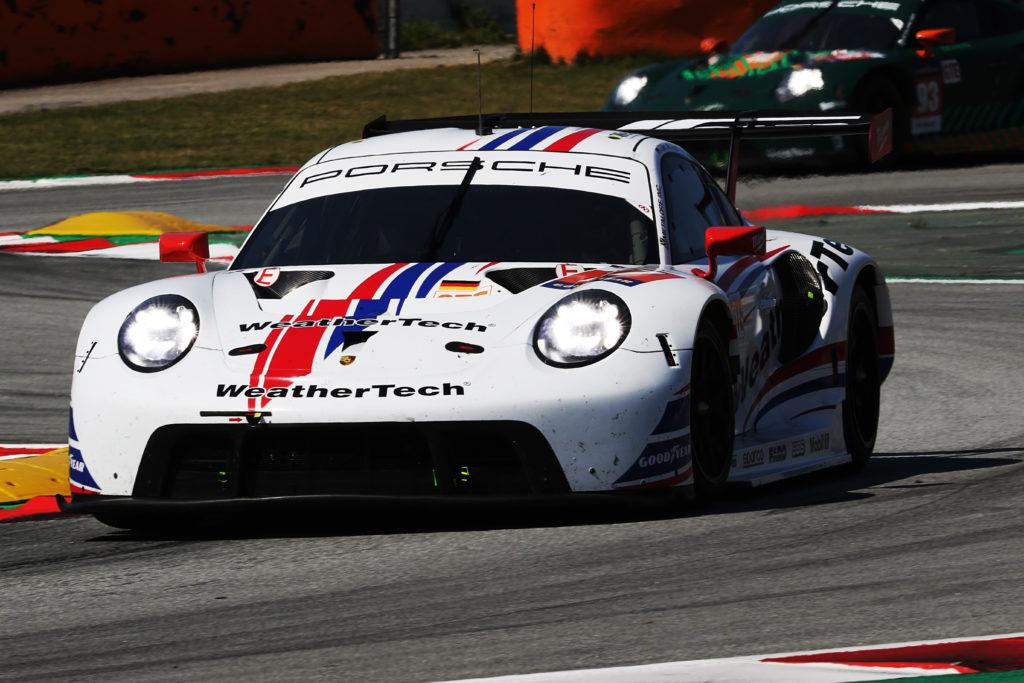 ELMS | MacNeil con la Porsche di WeatherTech Racing nelle restanti gare del 2021