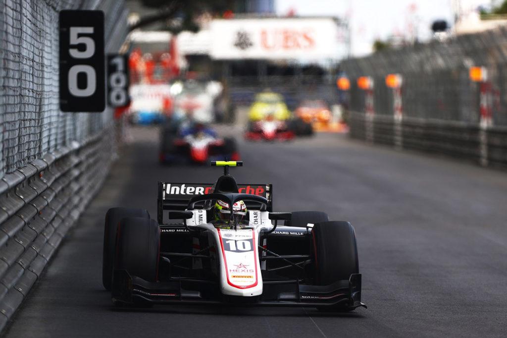 F2   Vittorie per Ticktum e Pourchaire nel sabato di Monaco, Zhou primo in campionato