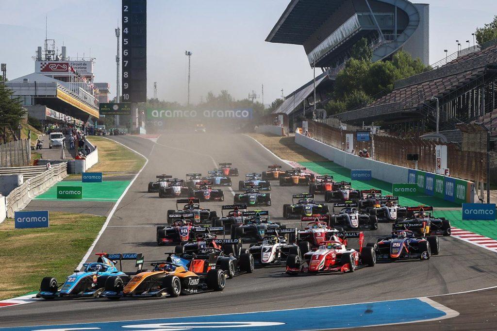 F3   Barcellona 2021: anteprima e orari del weekend