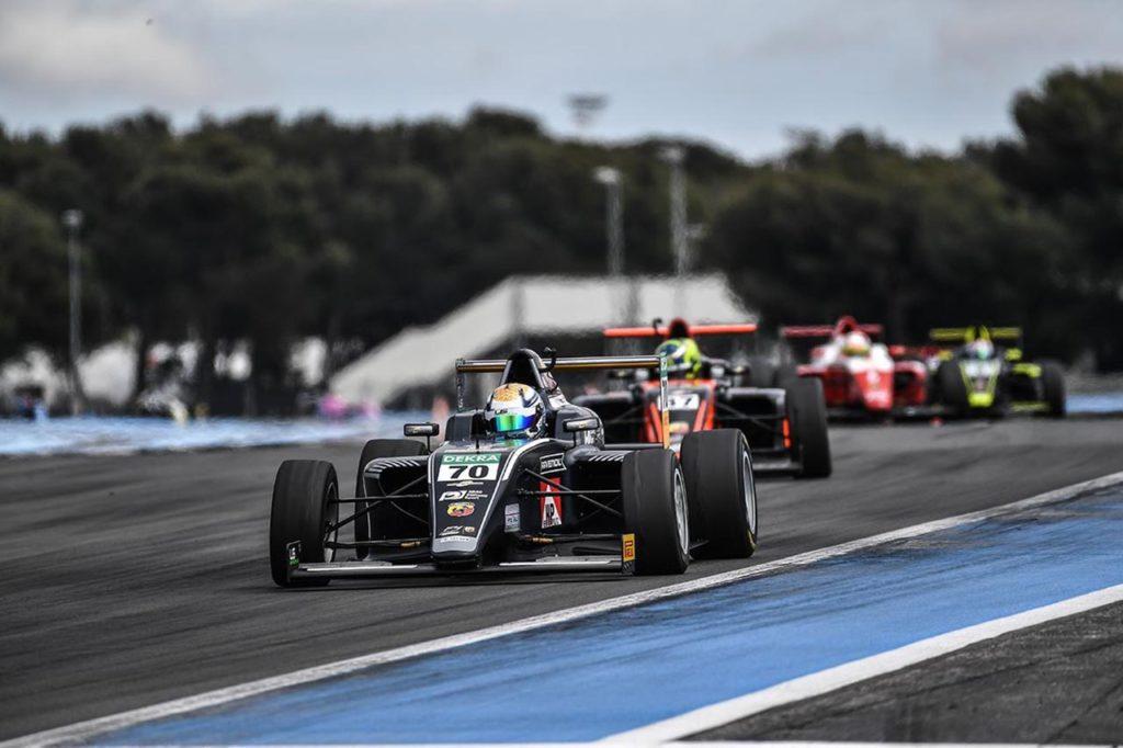 F4 Italia | Doppietta di Tramnitz con US Racing in Gara 2 e 3 a Le Castellet