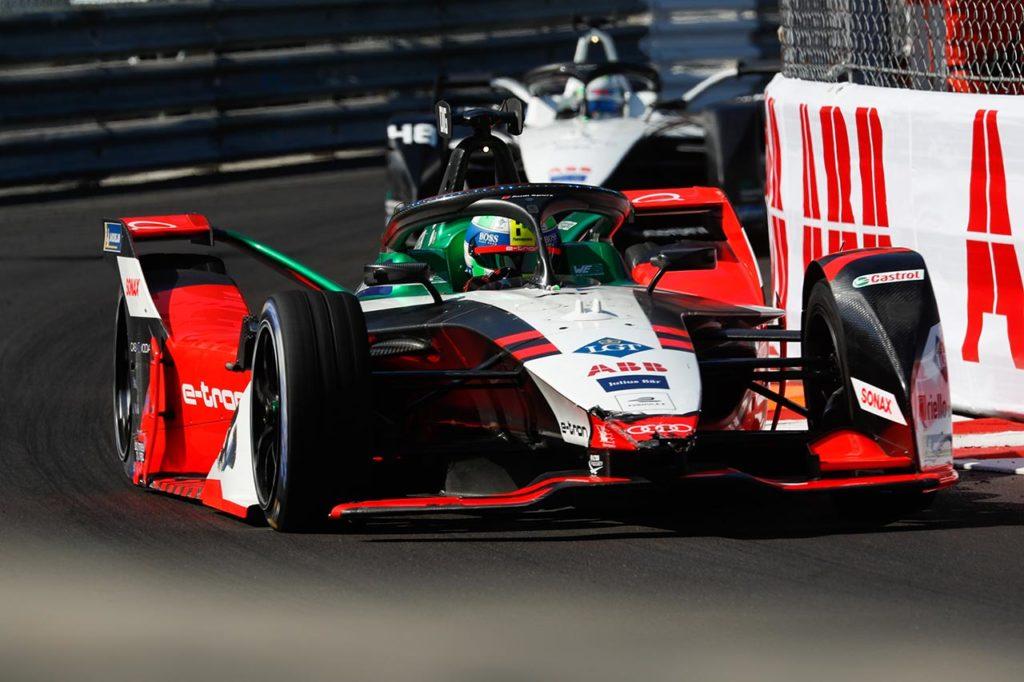"""Formula E   Audi ancora in difficoltà a Monaco: """"Gara piuttosto deludente"""""""